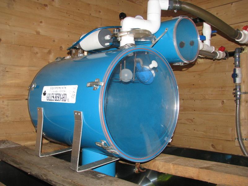 Extracteur mécanique Bernard Relach10