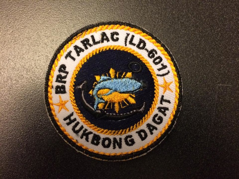 NAVY PATCH LD-601 Brp_ta10