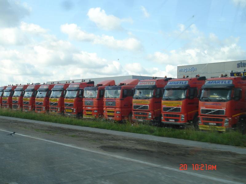 Martle (Knesselare) Trucks13