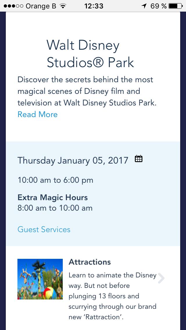 Heures de magie en plus au Parc Walt Disney Studios à la place du Parc Disneyland - Page 3 Image11