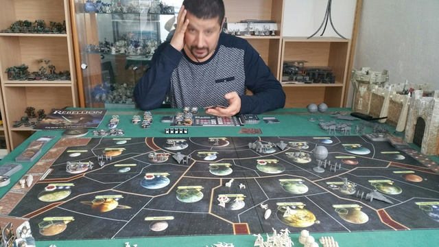 Star Wars Rébellion avec Monsieur Franck 20160913