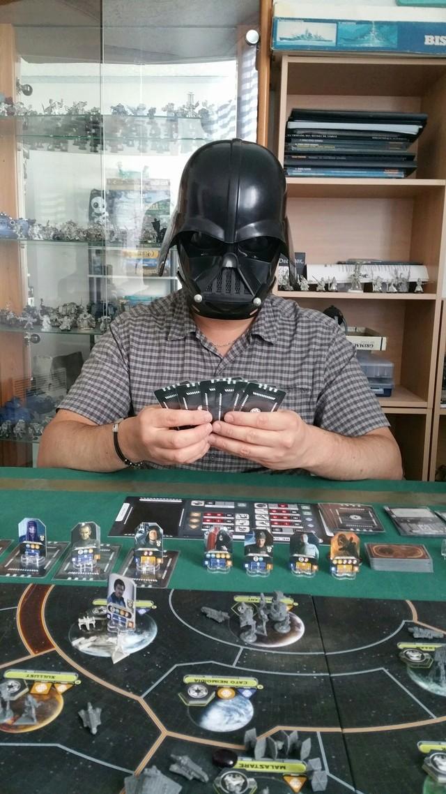 Star Wars Rébellion avec Monsieur Franck 20161010