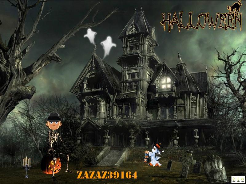 Trophée halloween ZAZAZ39164 B3afd917