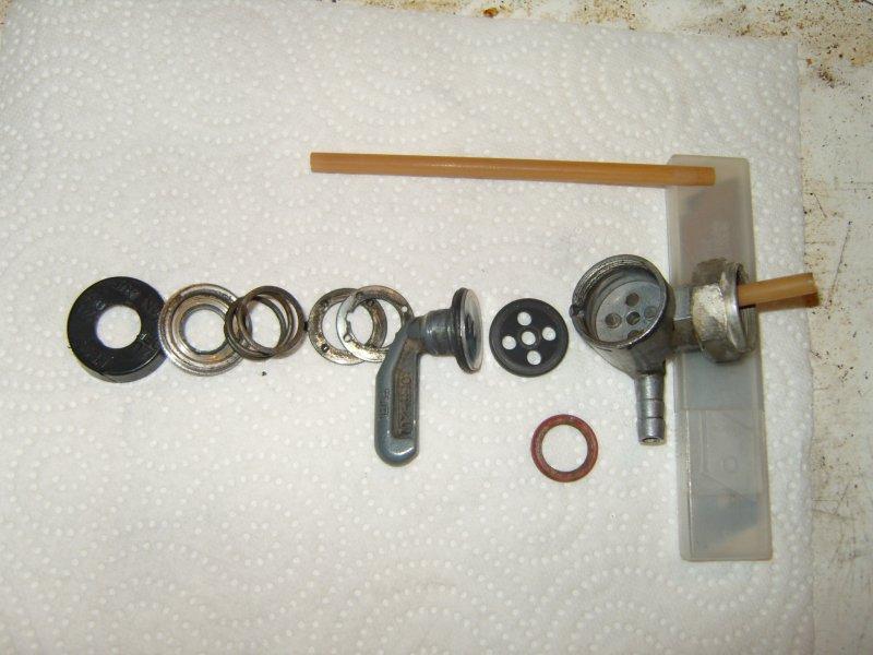 remontage robinet essence S1036510