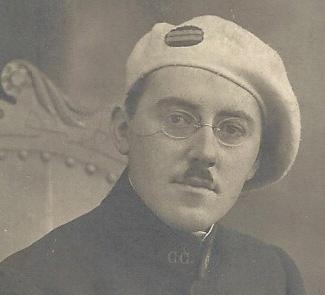 Identifier l'homme et uniforme français, Sarrebourg 1922 +/- Jules_11