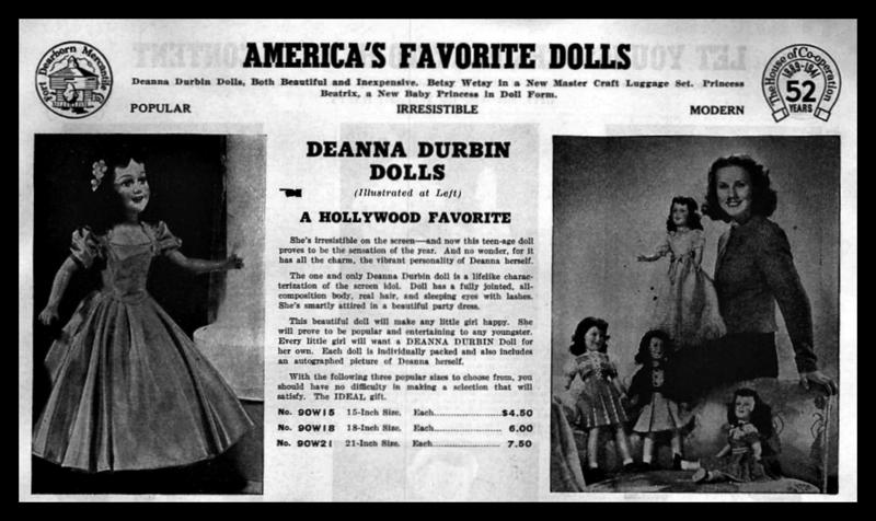 Deanna Durbin Dolls 5654310