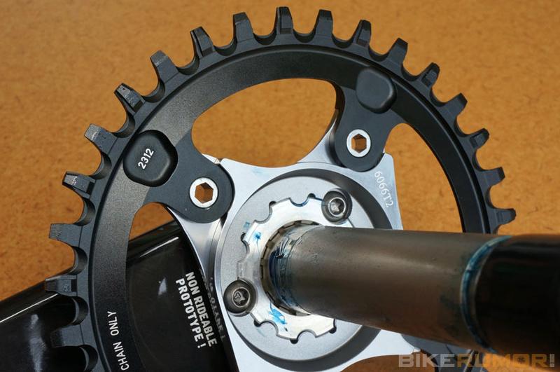 avis plateau rotor ou osymetric Sram-x10