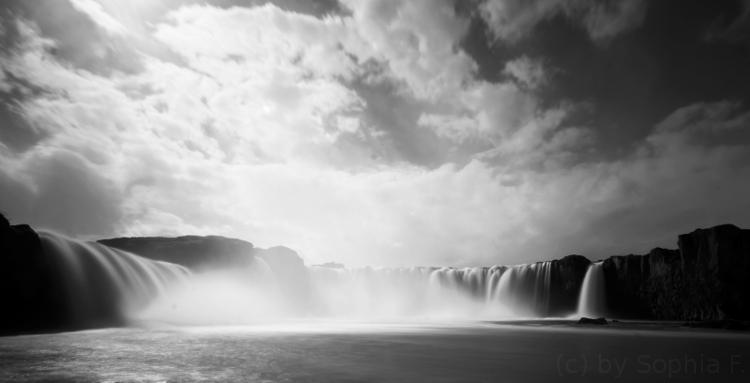 Island - Wasserfälle&Meer Dsc04910
