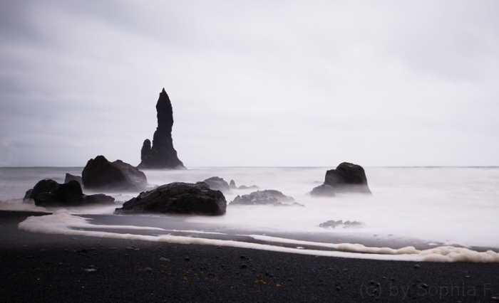 Island - Wasserfälle&Meer Dsc05510