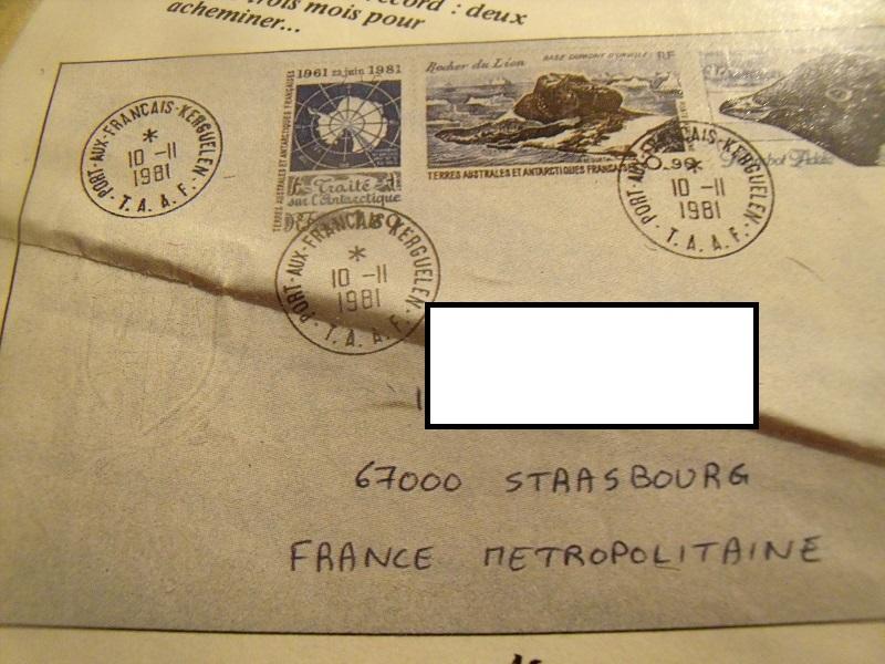 Lettre TAAF accident bateau soviétique Gedc0646