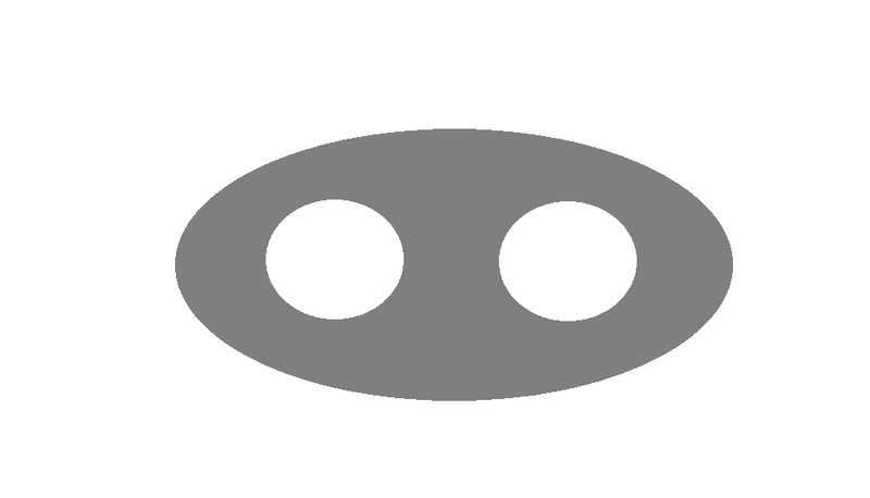 2016: le 28/09 à 20h  - Ovale gris f points lumineux deux côté -  Ovnis à Lempdes - Puy-de-Dôme (dép.63) Obser10