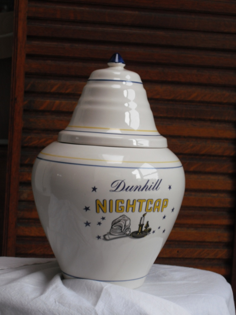 Dunhill Tobacco Jars Dscf1012