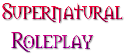 Supernatural Roleplay