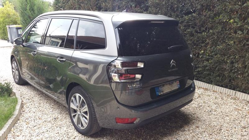 """Présentation et Photos de votre Voiture """"Citroën"""" 20161010"""
