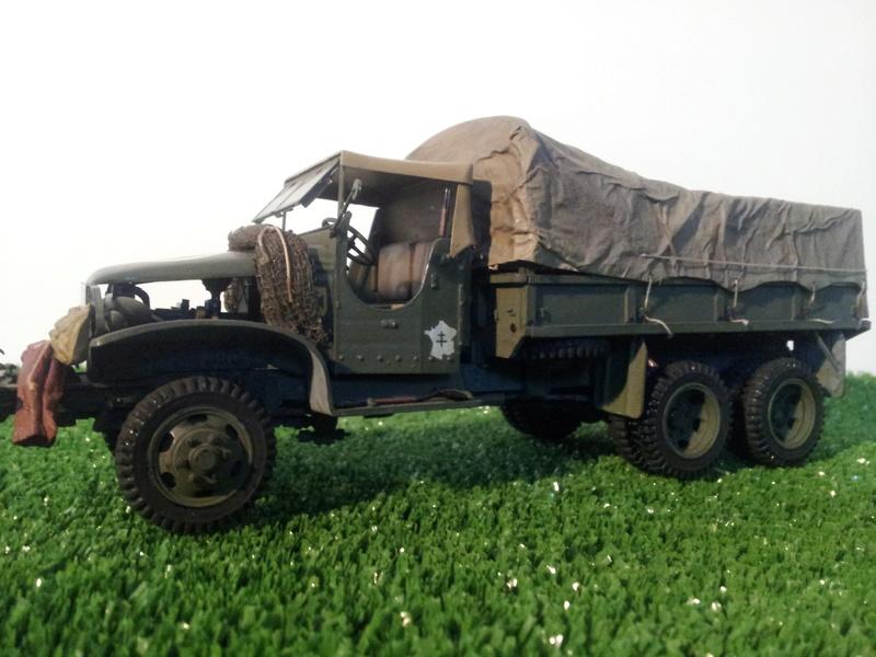 US Trucks WWII 20140110