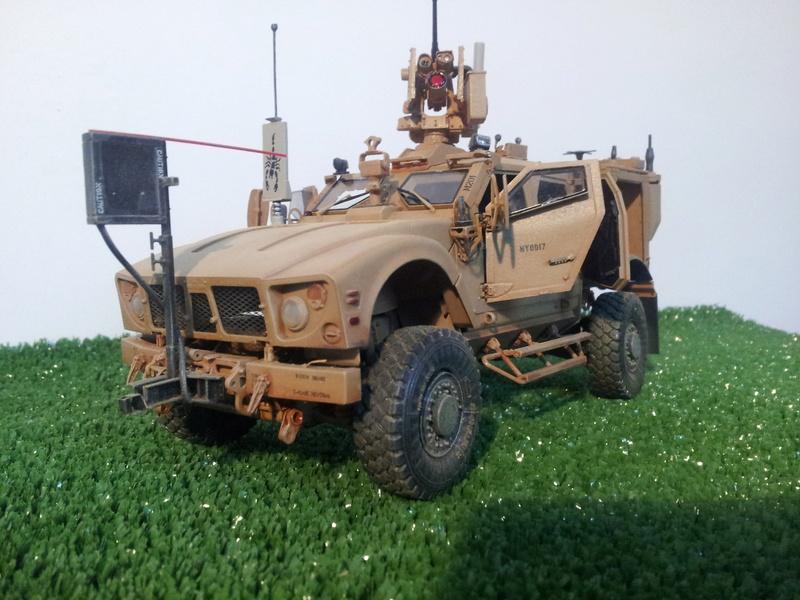 M-ATV MRAP 1/35 20140116