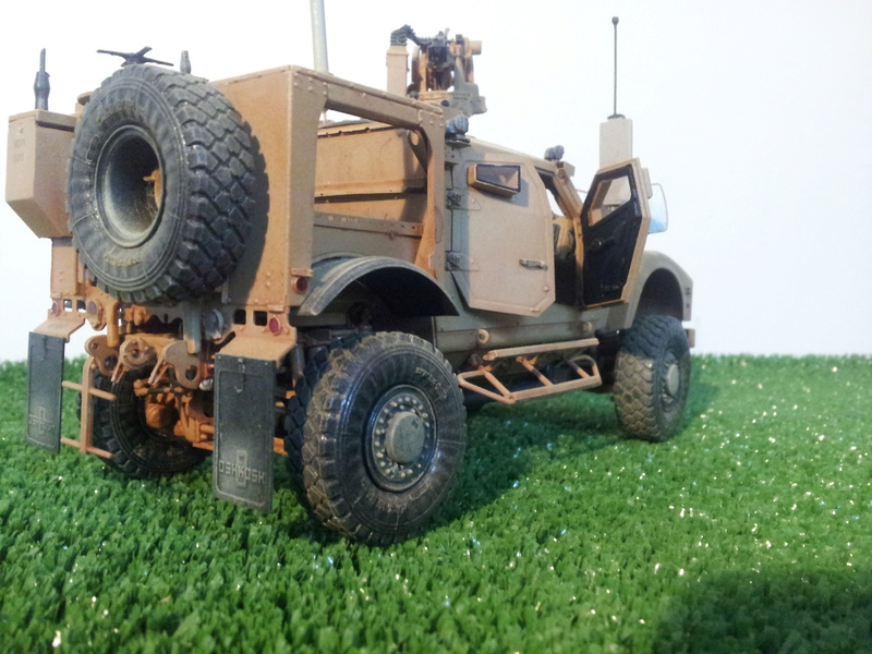 M-ATV MRAP 1/35 20140117