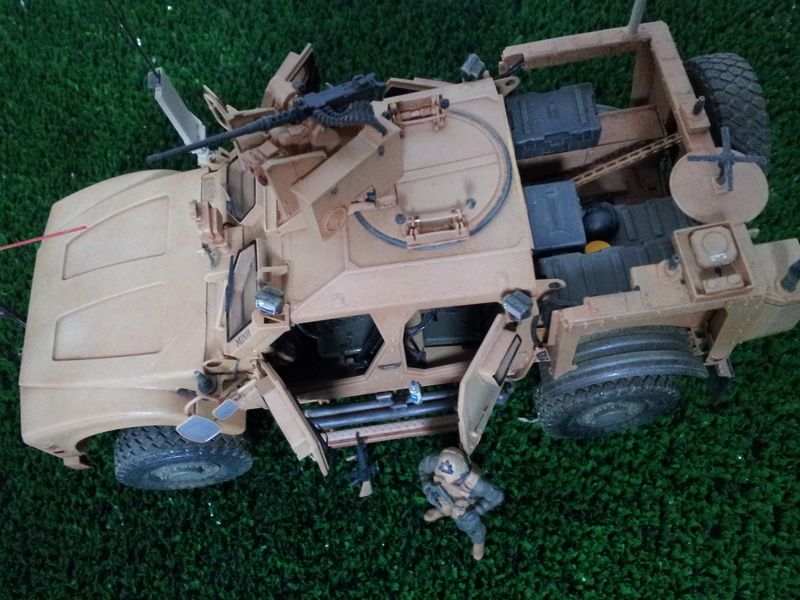 M-ATV MRAP 1/35 20140810