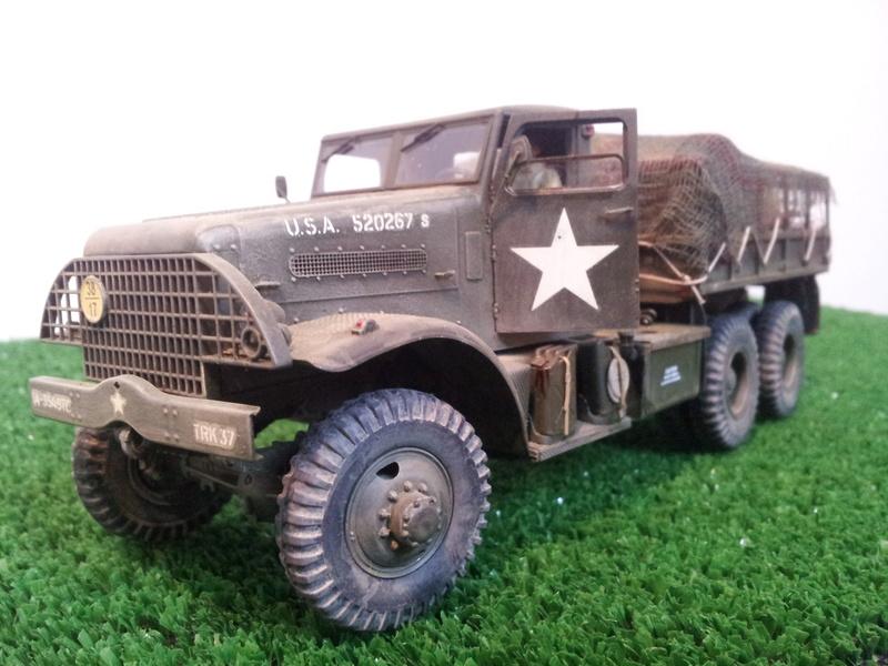 US Trucks WWII 20150510