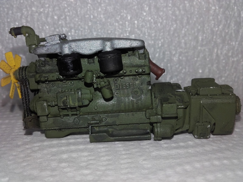 US M19 Tank Transporter MERIT 1/35 20160618