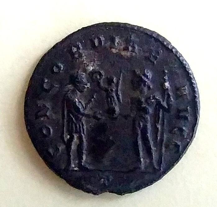Aurélianus Dioclétien - revers à id Imag0311