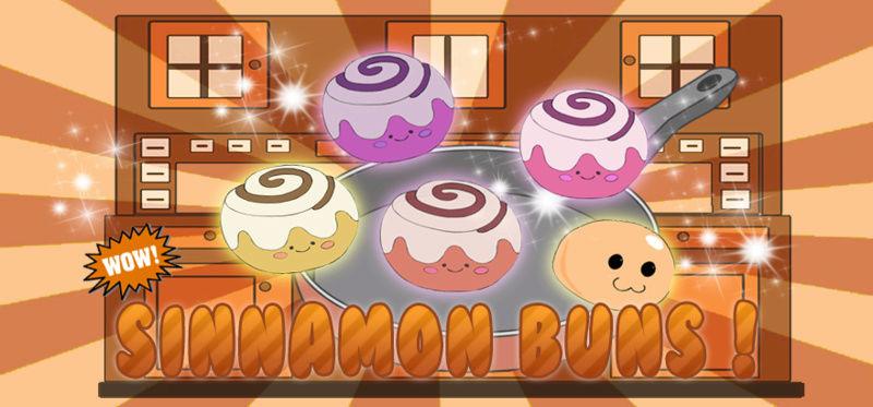 Sinnamon Buns