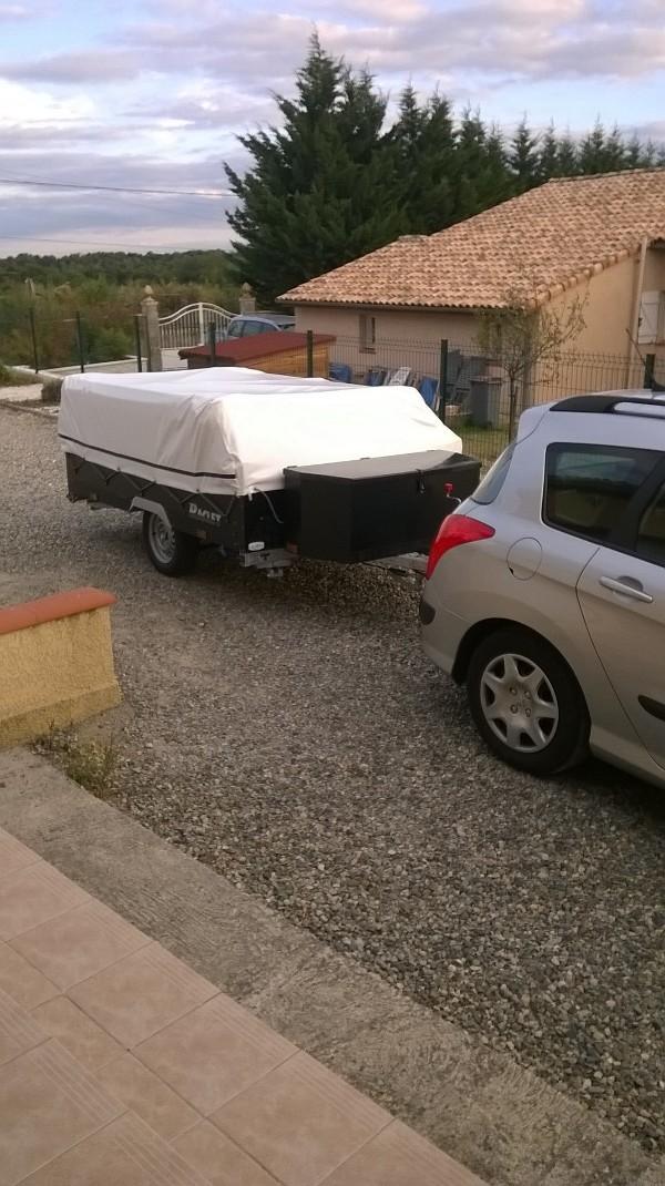 raclet - Caravane pliante RACLET Quickstop Xtrail Wp_20113