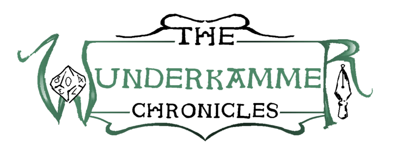 The Wunderkammer Chronicles