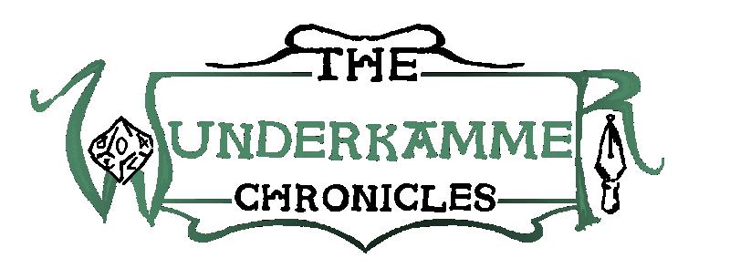 The Wunderkammer Chronicles