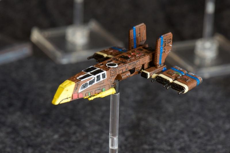 mein Hangar (Rebellion und Galaktisches Imperium) X-wing10