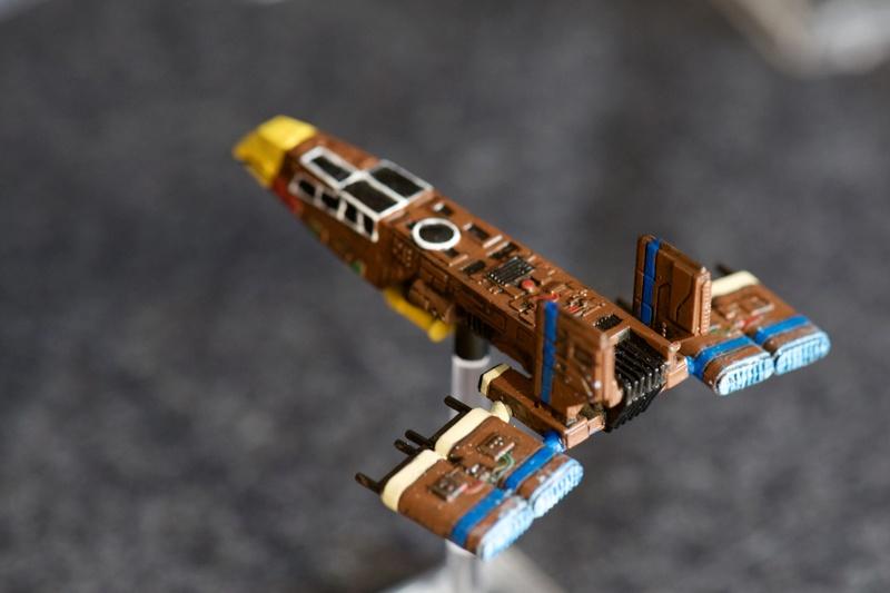 mein Hangar (Rebellion und Galaktisches Imperium) X-wing11