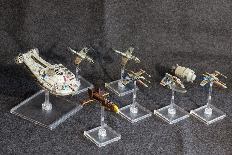 mein Hangar (Rebellion und Galaktisches Imperium) X-wing14