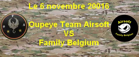 Chez les OTA (Oupeye Team Airsoft) le 06/11/2016 Partie11