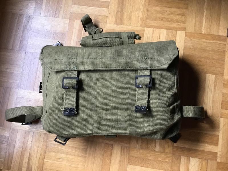 Greek Backpack 1950s/1960s Image30