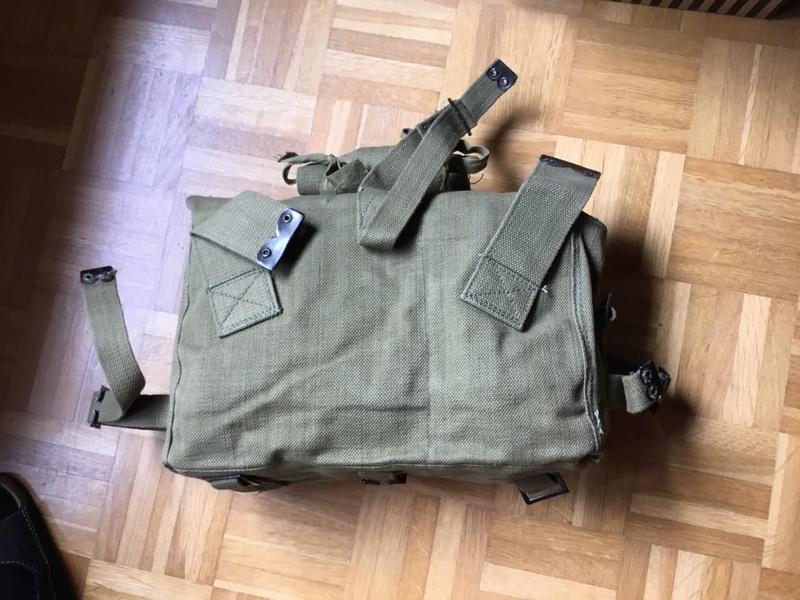 Greek Backpack 1950s/1960s Image31