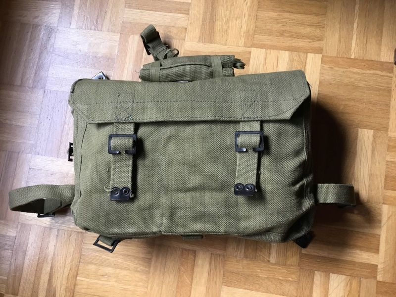 Greek Backpack 1950s/1960s Image32