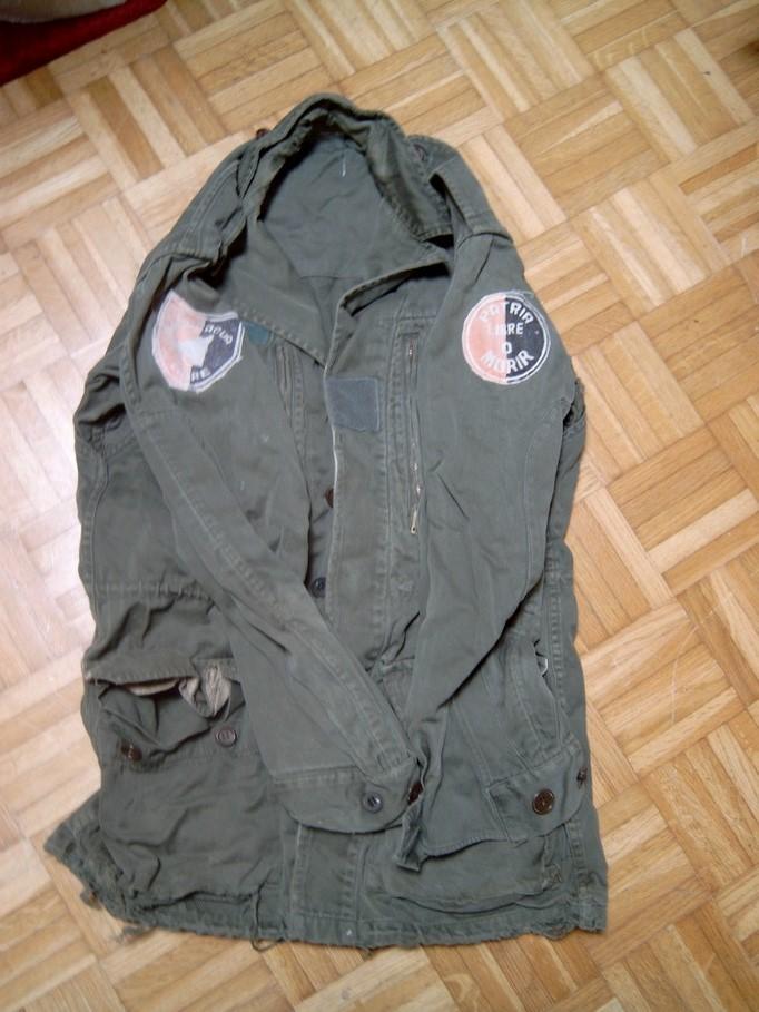 FSLN Jacket, original ??? J4100010
