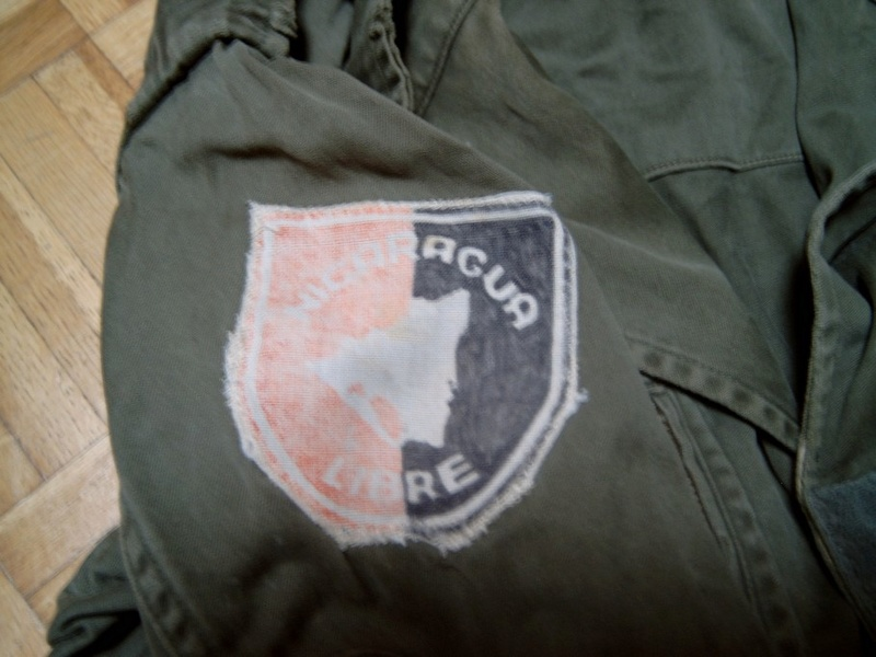 FSLN Jacket, original ??? J4100012