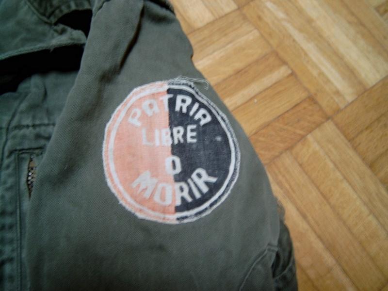 FSLN Jacket, original ??? J4100013
