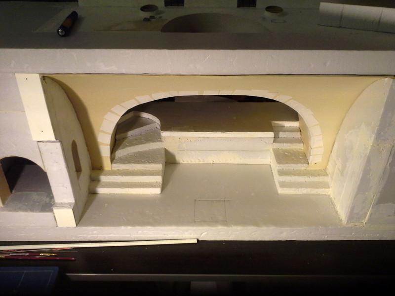 Diorama PALAIS DE JABBA Base10
