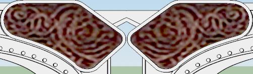Diorama PALAIS DE JABBA Detail10