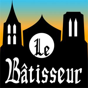 Chaîne du Bâtisseur: Cathédrales et Châteaux Logoba10