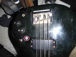 guitar - Westone Thunder IA Bass Guitar Wiring  Weston12
