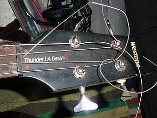 guitar - Westone Thunder IA Bass Guitar Wiring  Weston14