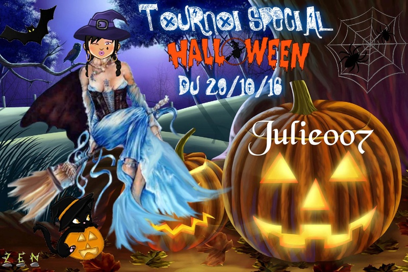 Trophée halloween Julie007 Trophy33