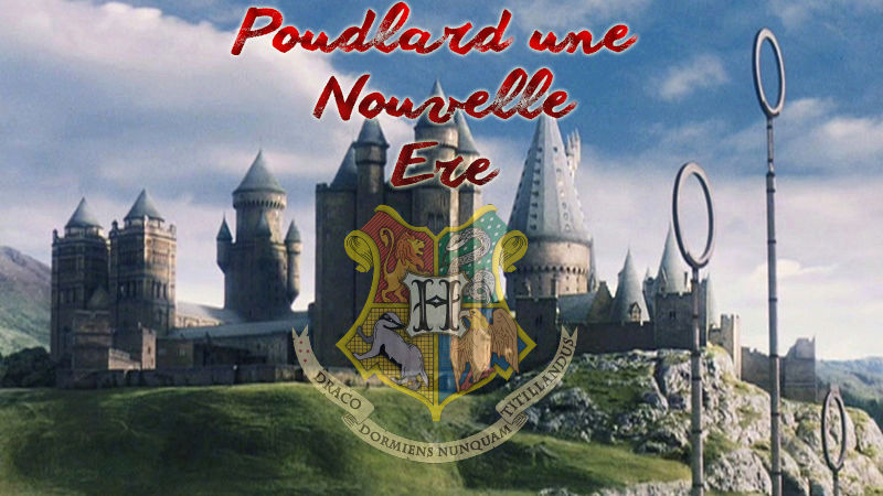 Ecole de Magie Poudlard