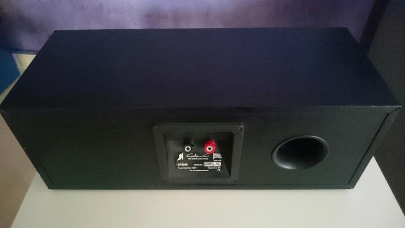 KEF Coda C Center Speaker Dsc_0011