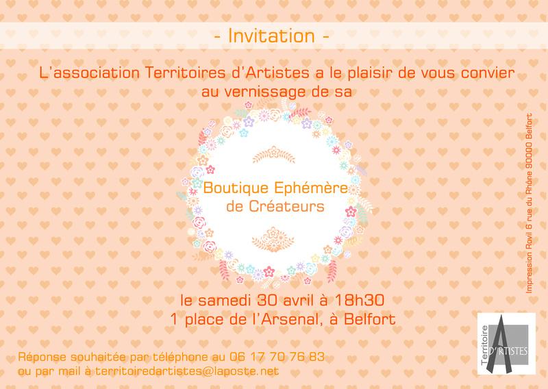 Flyer et invitation Invita10