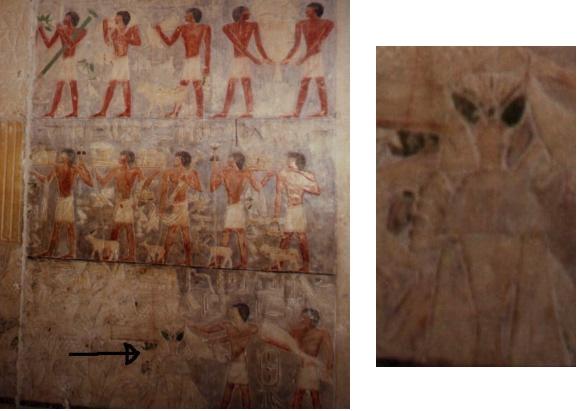 *Que cache le passé et les anciennes civilisations ? Aliene10