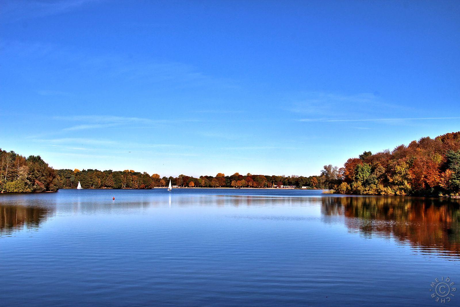 Herbstimpressionen: Sechs Seen Platte 611